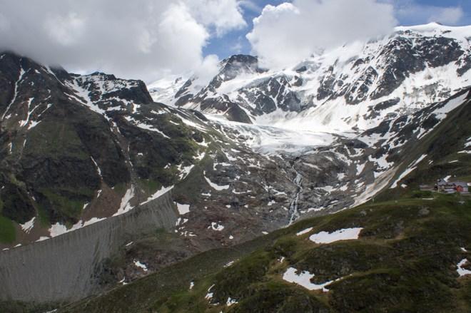 Gletsjer Taschachhaus