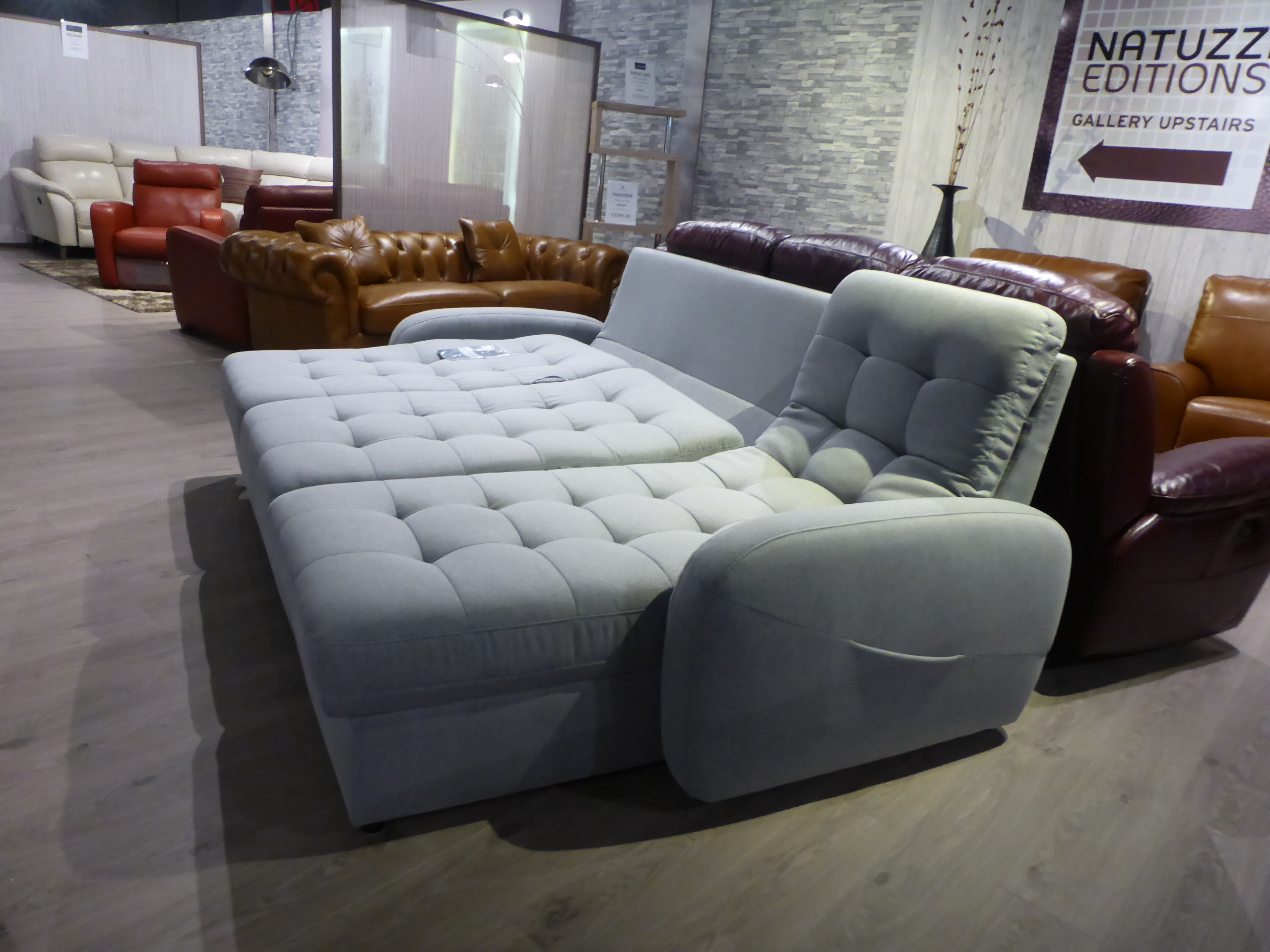 urban sofa gallery brisbane milari linen set natuzzi clearance stock if your looking for a versatile comfortable with sofabed then look no further incredible price 1399 can also be ordered in other cloths orleather
