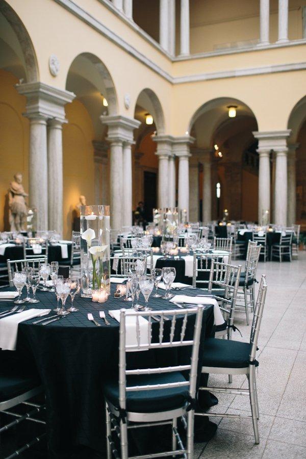 Baltimore Walters Art Museum Wedding