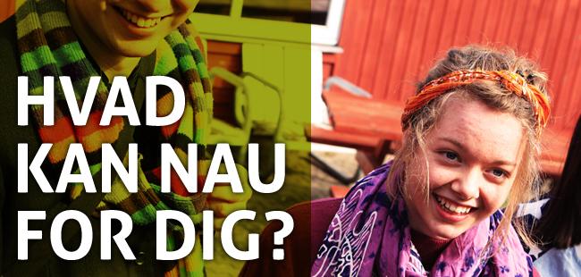 Hvad kan NAU for dig?
