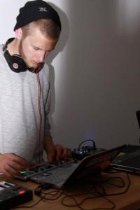 Sebastian Roland Krieger, hip hop- og skateentutiast og kommende koncertarrangør i Frederikssund. Foto: Sebastian Roland Krieger