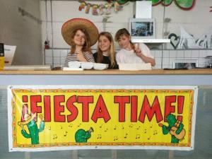 Taco-tirsdag, som holdet bag Rampen holdt for at invitere Djurslands unge indenfor
