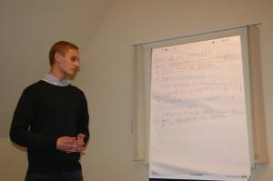 Nicolai Boysen fremlægger forslag til bedre erfaringsudveksling mellem forskellige lande