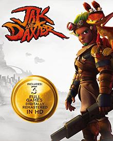 The Jak & Daxter Trilody