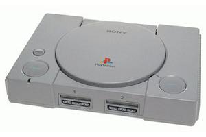 Image de la première PlayStation