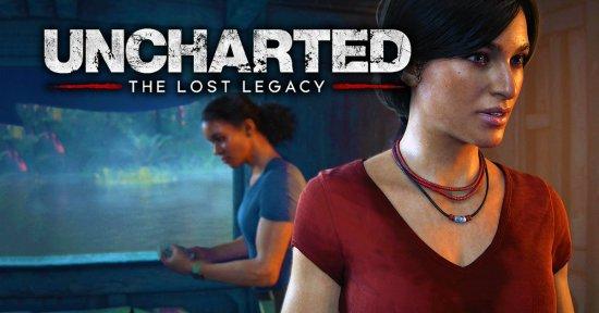 The Lost Legacy Screenshot