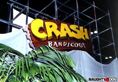 Crash Bandicoot E3 1996