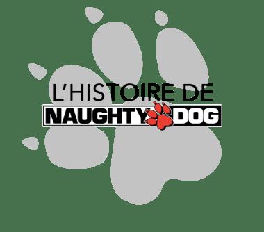 Logo Histoire Naughty Dog