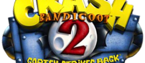 Logo Crash Bandicoot 2