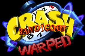 Logo Crash Bandicoot 3