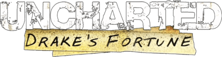 Logo Uncharted Drake's Fortune