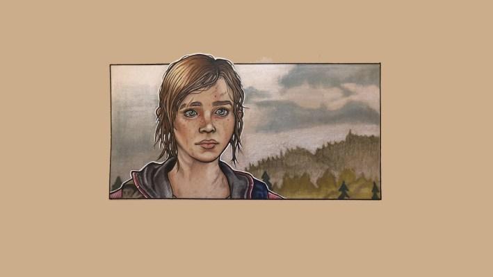 Fan Art Friday Elie The Last Of Us