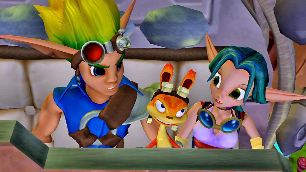 Screenshot Jak & Daxter Collection