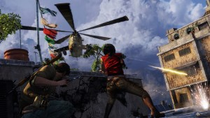 Screenshot Uncharted The Nathan Drake Collection