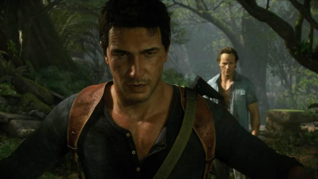 Screenshot Uncharted 4 A Thief's End