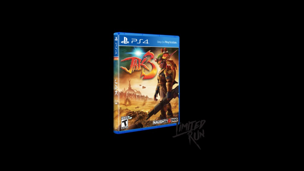 Jak 3 Cover 1