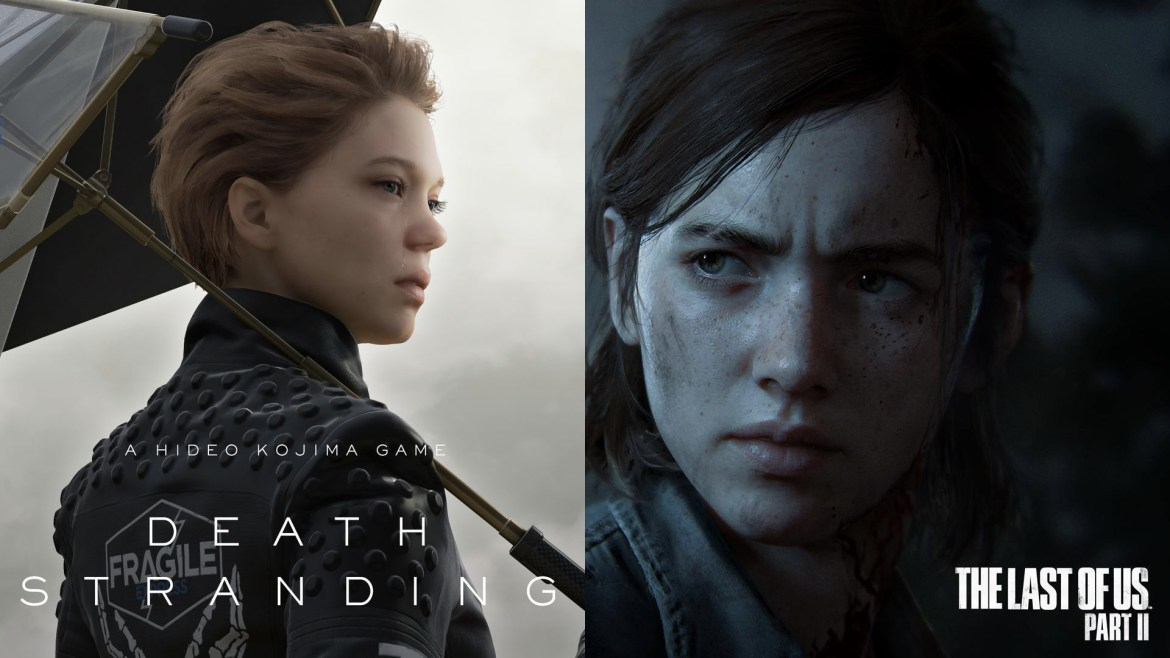 Death Stranding & The Last Of Us Part II