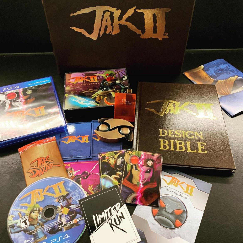 Edition Collector Jak II Hors La Loi