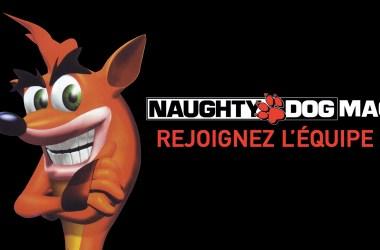 Naughty Dog Mag' rejoignez nous !