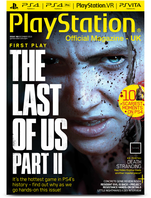 PlayStation Official Magazine The Last of Us Part II