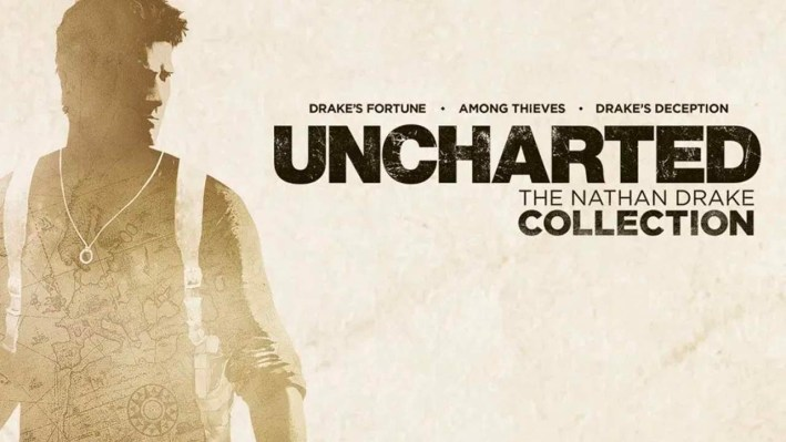 The Nathan Drake Collection Anniversaire