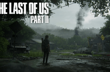 The Last of US Part II Downgrade Version PS4 Classique