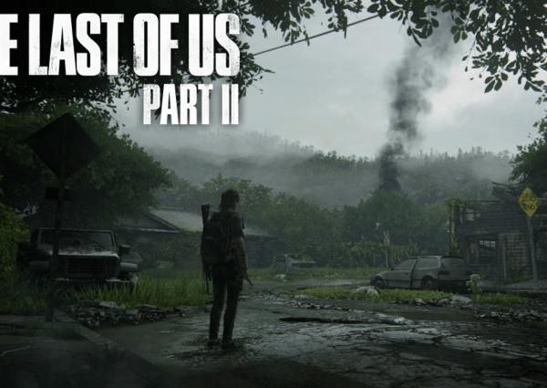 The Last of US Part II Downgrade Version PS4 Classique