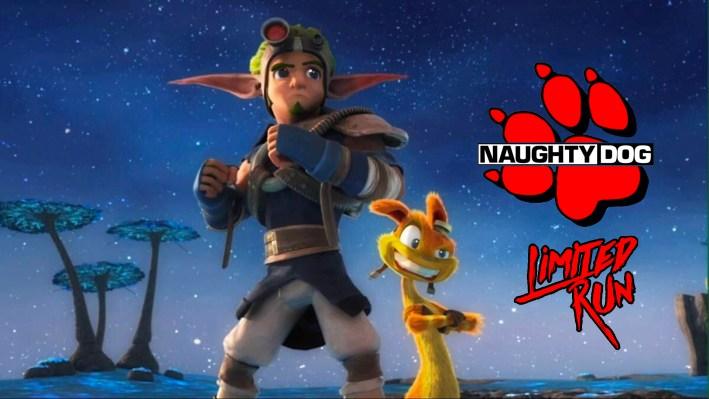 Naughty Dog Jak & Daxter bénéfices organisations caritatives