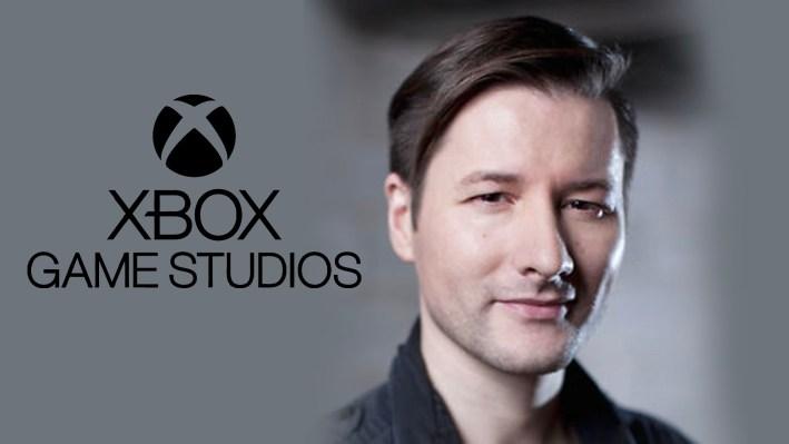 Jonathan Cooper Tacle Xbox Game Studios