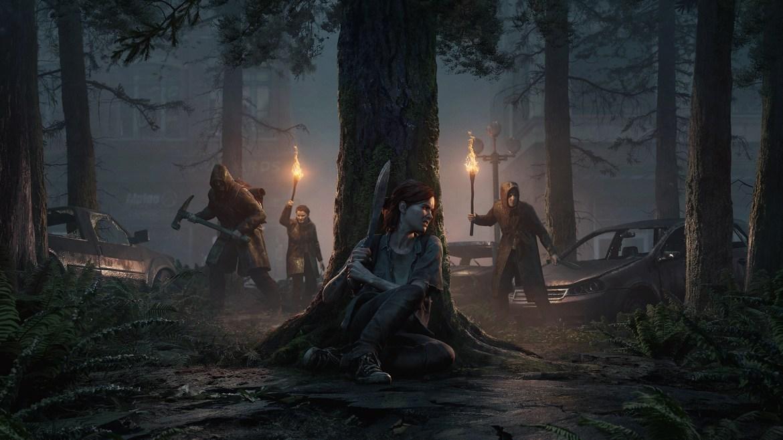 Artwork The Last Of Us Part II