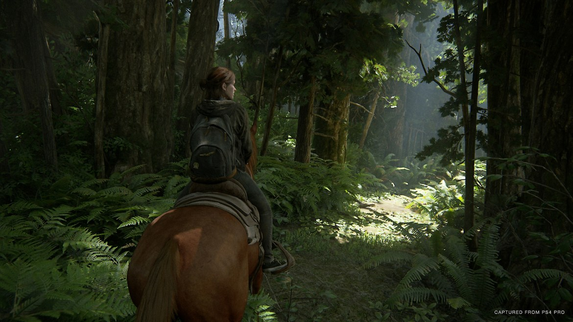 The Last Of Us Part II Screenshot 2 Avril 2020