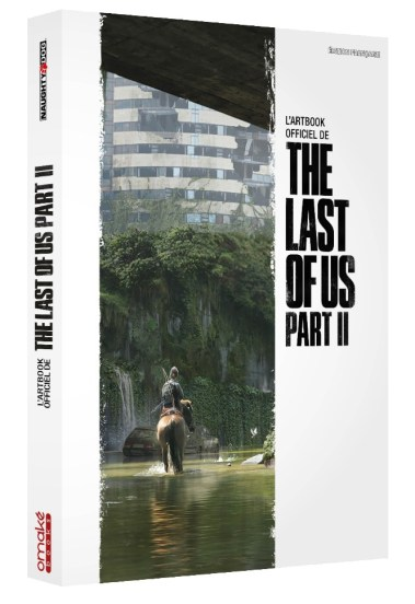 The Last of Us Part II Artbook officiel