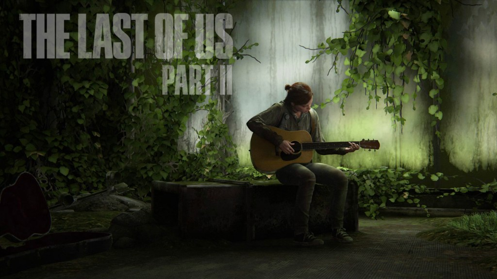 The Last Of Us Part II 2000 Personnes