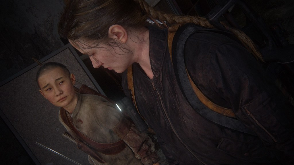 Lev et Abby - The Last of Us 2