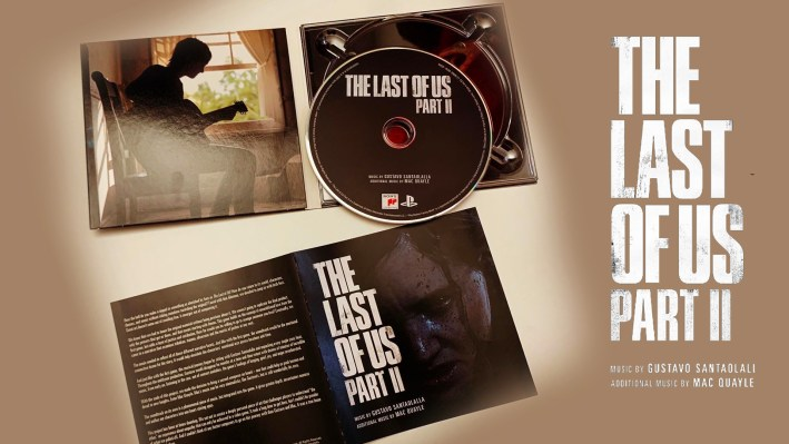 Soundtrack The Last Of Us Part II Disponible