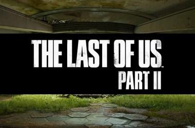 The Last Of Us Part II - Scène 2 ans travail