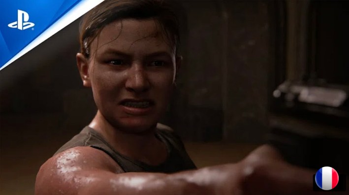 The Last Of Us Part II Trailer Abby