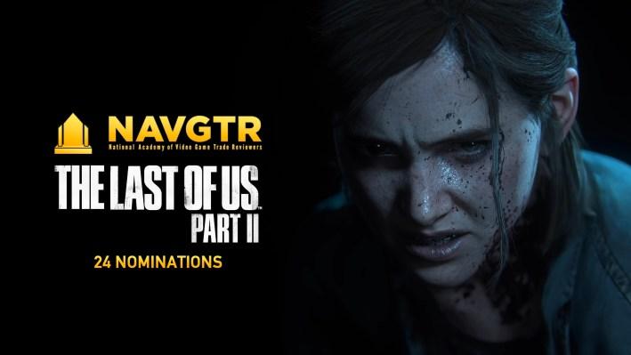 The Last Of Us Part.II NAVGTR