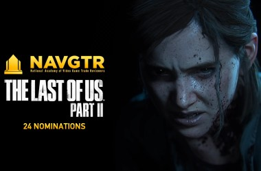 The Last Of Us Part.II NAVGTR