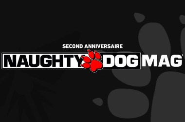Second Anniversaire Naughty Dog Mag'