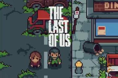 The Last Of Us Pixel