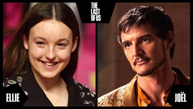 Joël et Ellie The Last Of Us HBO