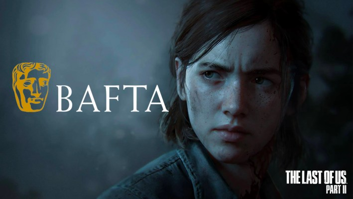 The Last Of Us Part.II BAFTA