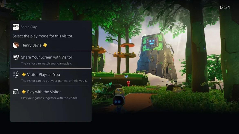 Nouvelles fonctionnalités sociales sur les consoles PS4 et PS5