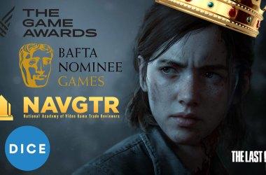 The Last of Us Part II, récompenses et record