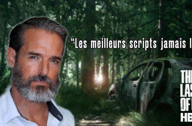 Jeffrey Pierce parle de la série HBO The Last of Us