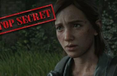 Naughty Dog projet top secret