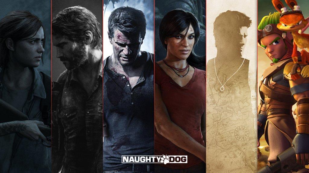 Panorama des Licences Naughty Dog