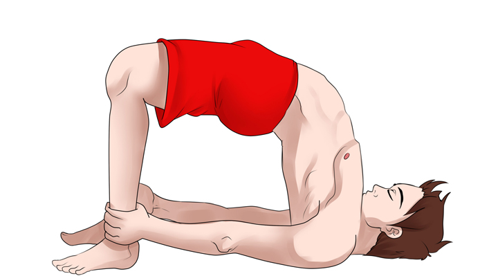 10 Simple Yoga Poses For Men   Sex & Dating Coach Los Angeles