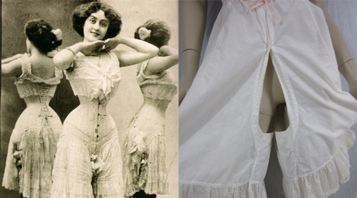 History of Panties | Naughty Guide
